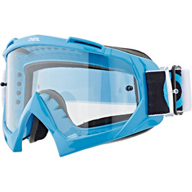 O'Neal B-10 Goggles, twoface blue-clear